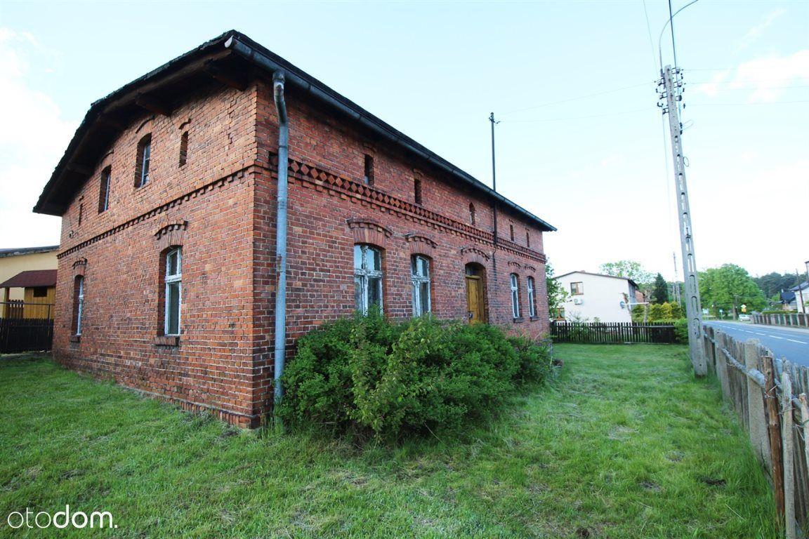 Duża działka, centrum Woszczyc