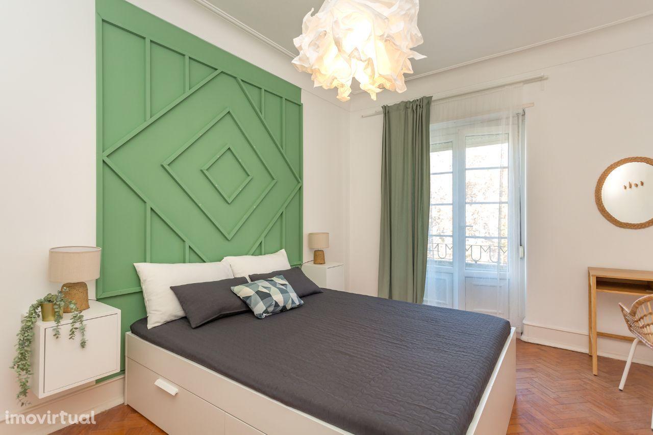 Suite designer - Avenida Guerra Junqueiro