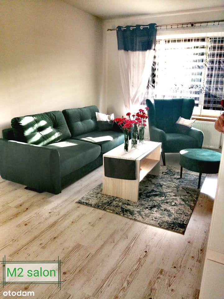 Sprzedam mieszkanie w Pilawie 55 m2 -umeblowane