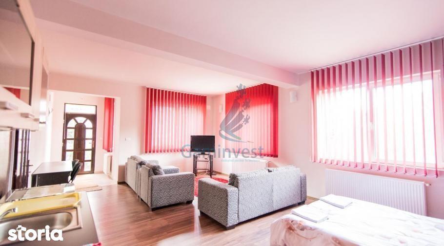 GAMINVEST-De inchiriat vila cu etaj, zona Doja, Oradea A1628A