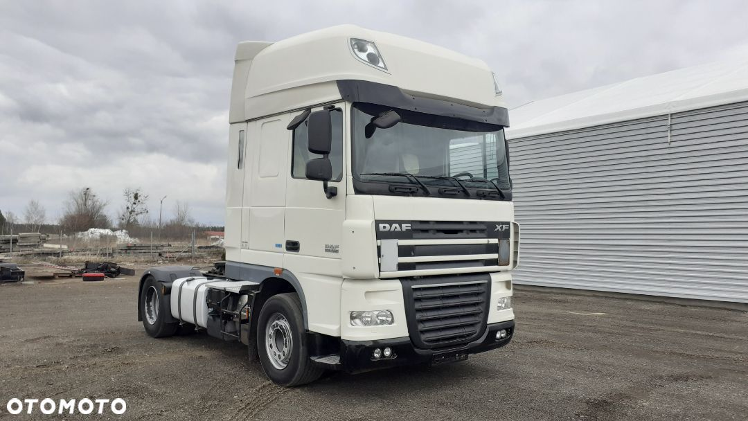 DAF FT XF  ATE Automat Retarder - 5