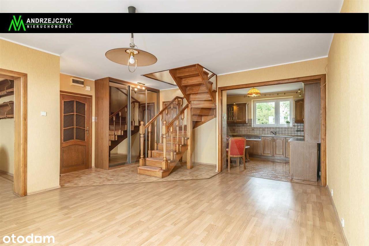 Duże mieszkanie dla rodziny - własny garaż