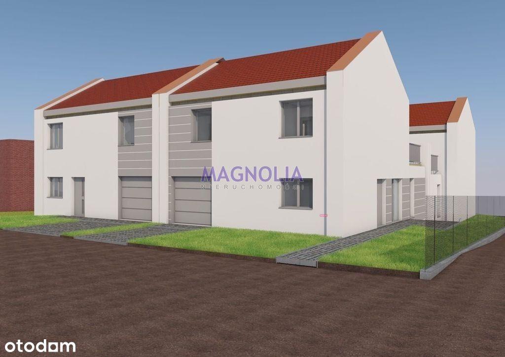 Działka budowlana z pozwoleniem na budowę 3 domów