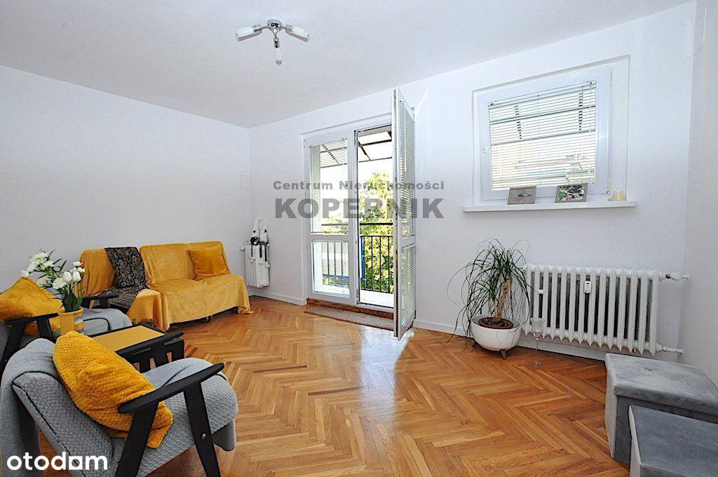 3 pokoje Tuwima,balkon,umeblowane