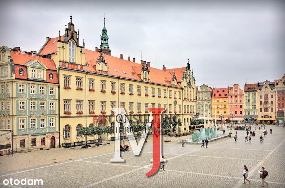 Wrocław, Rynek lokal gastronomiczny 85 m2, ogródki