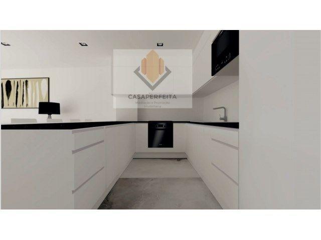 Apartamento T2 Novo com Varandas e Lugar de Garagem - Matosinhos