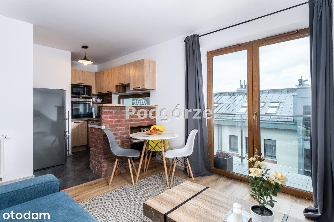 Mieszkanie, 36 m², Kraków