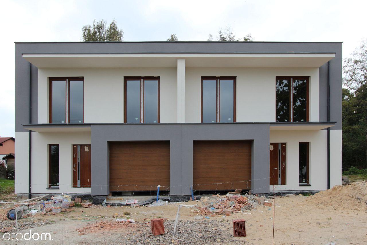 Mikołów, nowy dom przy lasku