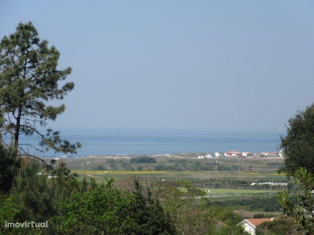 Excelente terreno com vista mar - Areosa
