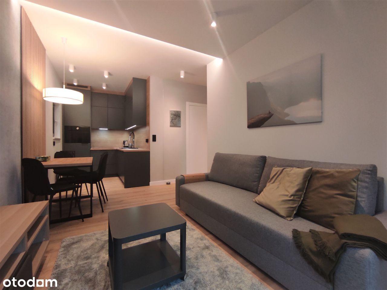 Nowe, 2 pokojowe mieszkanie na Bronowicach