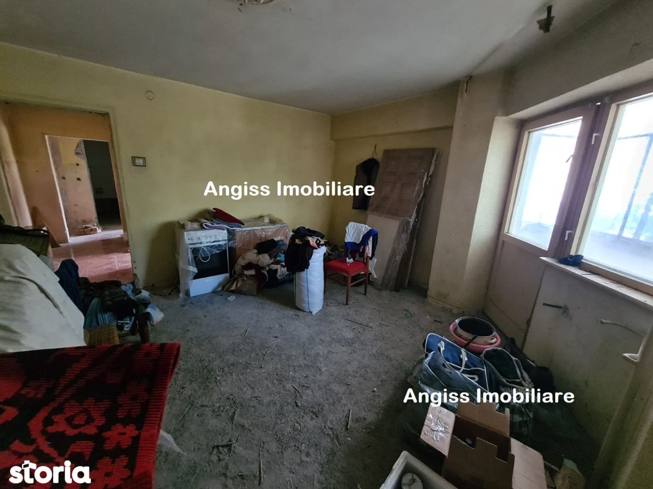 Apartament 60mp str VICTORIEI cu Garaj privat + Boxa Proprietate ET.1