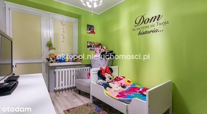 Mieszkanie M-4 o pow. 49m2 Kapuściska