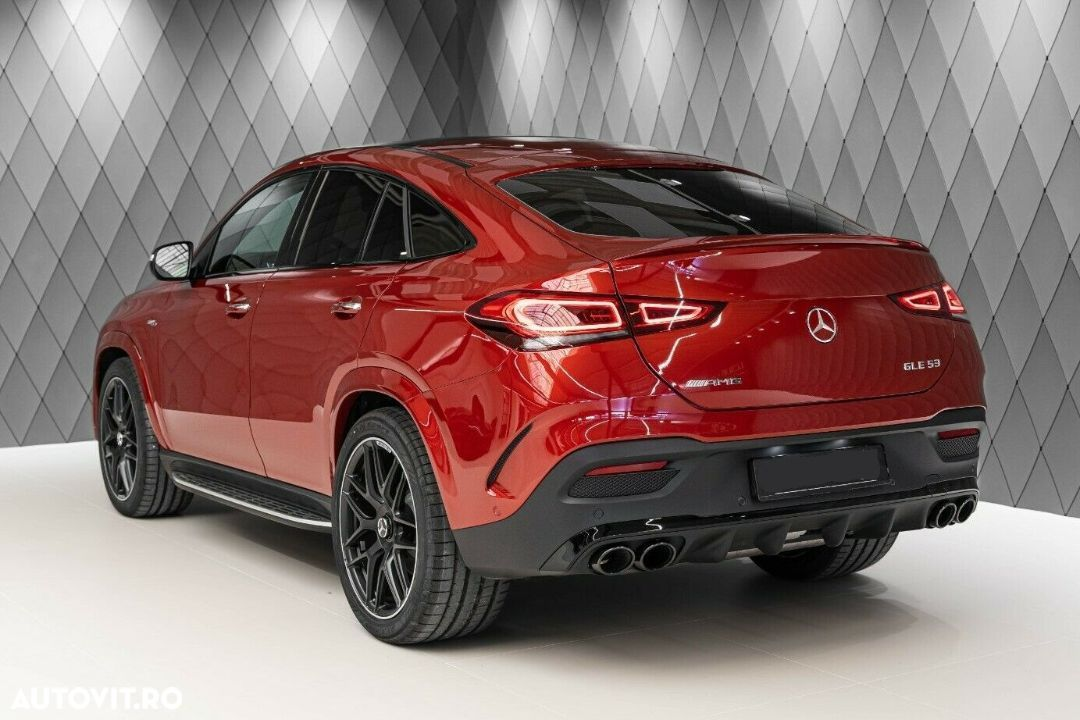 Mercedes-Benz GLE Coupe - 5