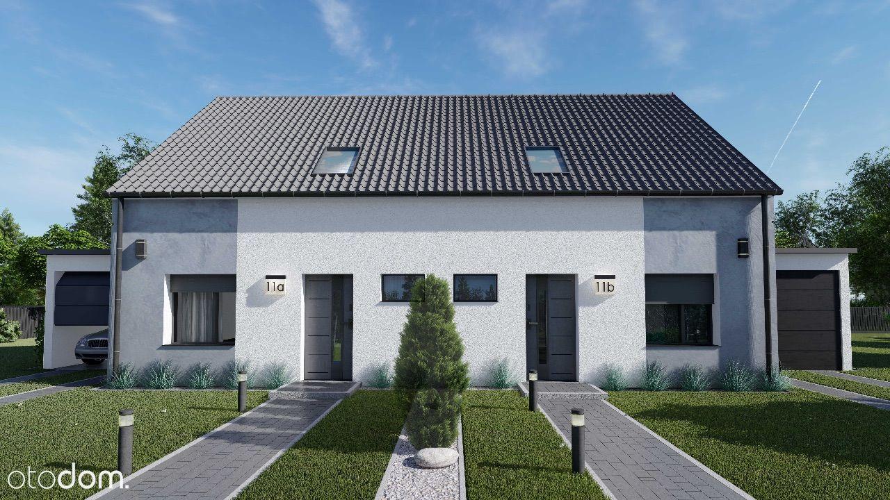 Przestronny dom z garażem i dużym ogrodem !