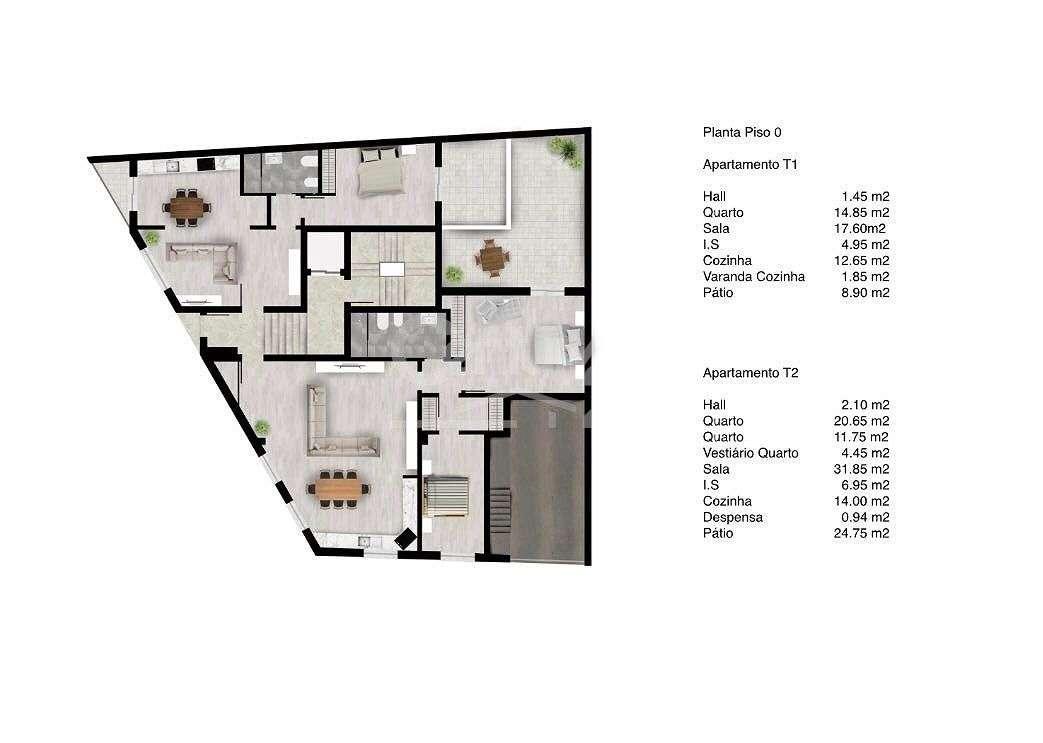 Apartamento para comprar, Conceição e Estoi, Faro - Foto 6