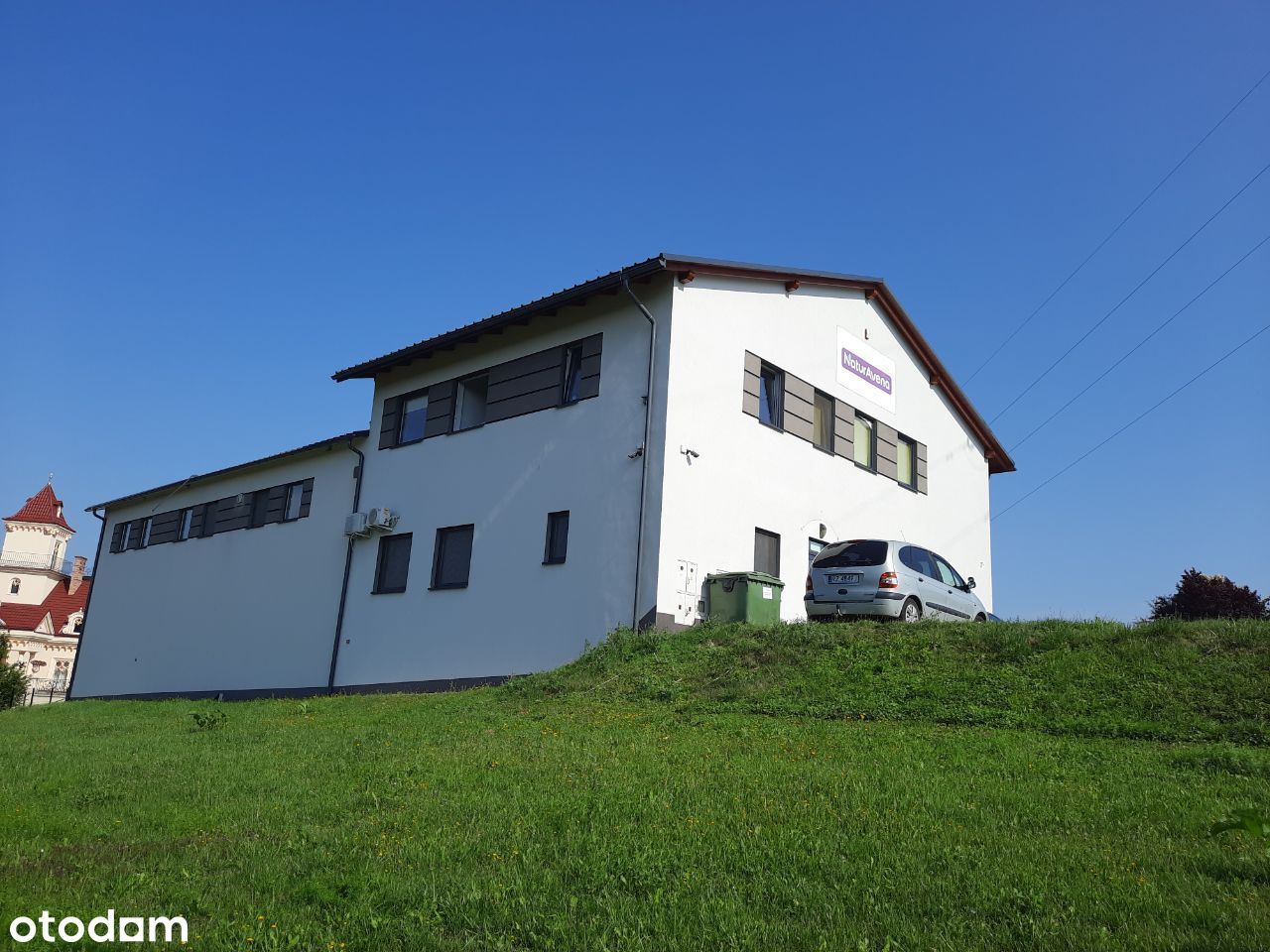 Budynek usługowo - produkcyjny