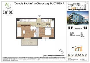 Osiedle Zacisze piękne mieszkanie z balkonem