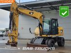 Caterpillar M313D DUTCH DEALER MACHINE - NEW TYRES - 1