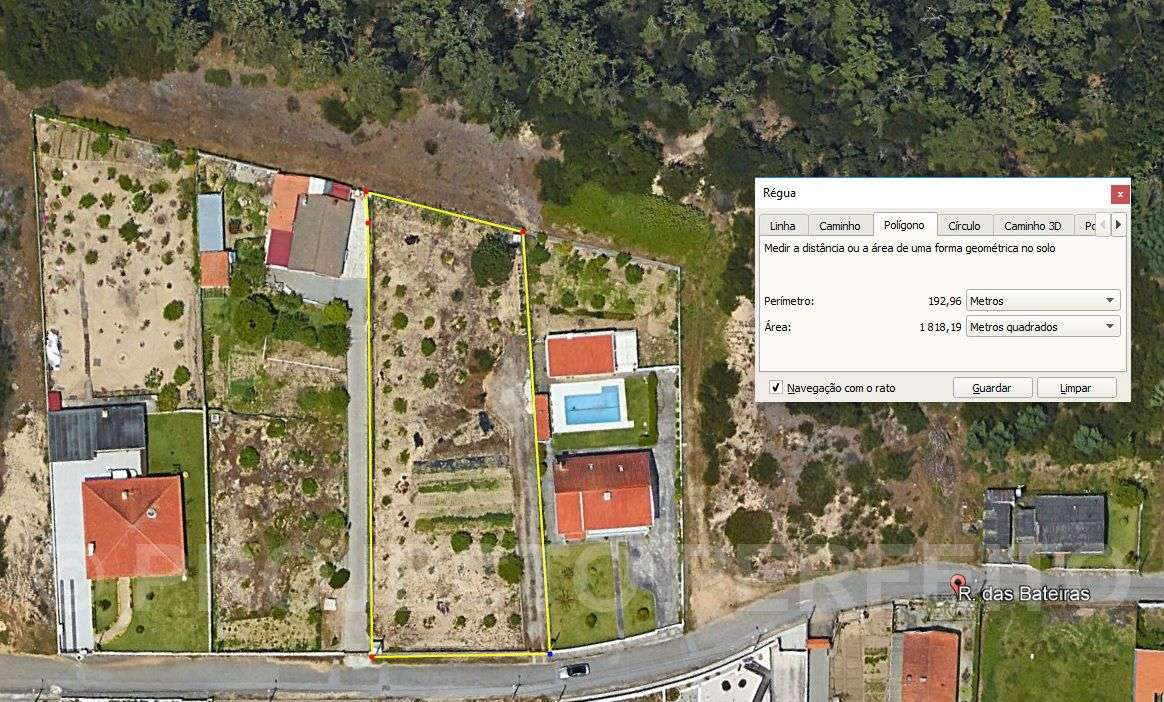 Terreno para comprar, Ovar, São João, Arada e São Vicente de Pereira Jusã, Ovar, Aveiro - Foto 1