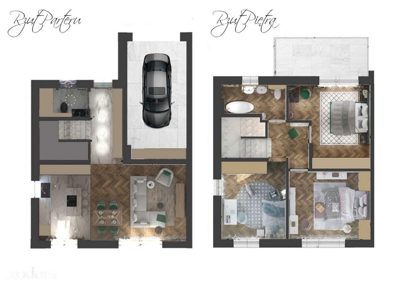 Szczęśliwe Wzgórze Dom w cenie mieszkania
