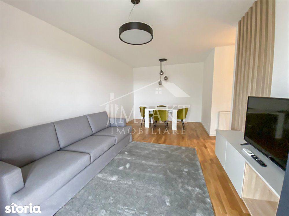 Apartament cu 2 camere decomandat, zona Iulius Mall !