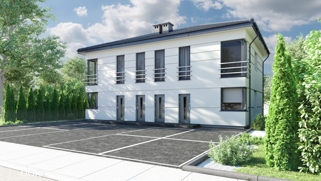 Bezrzecze/ Apartamenty 68m2/ LiderHouse Deweloper