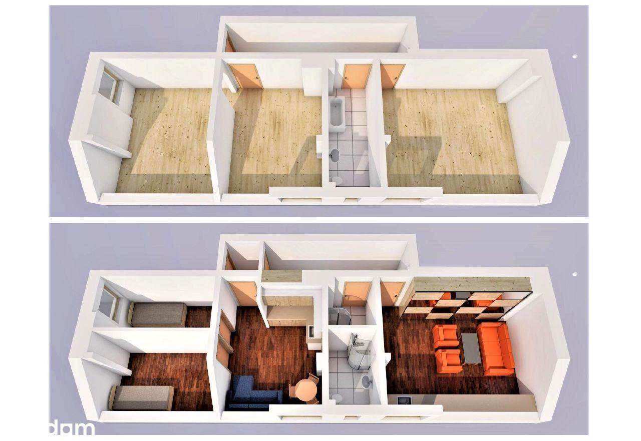 Mieszkanie 2-pokojowe 60m2 INWESTYCYJNE
