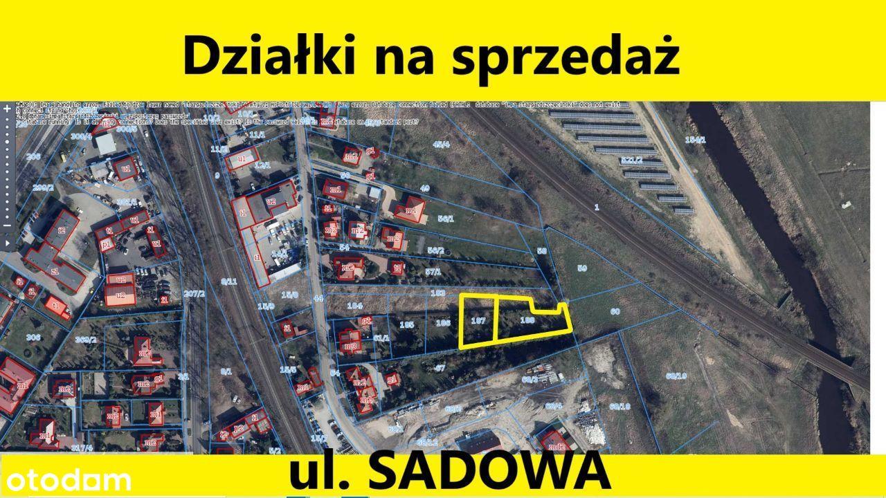 Działka budowlana 1.121 m2