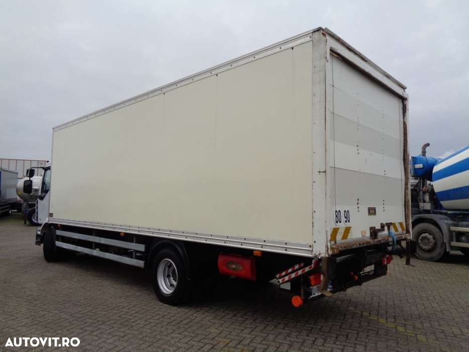 Renault Midlum 190 DXI + Manual + LIFT + euro 4 - 9