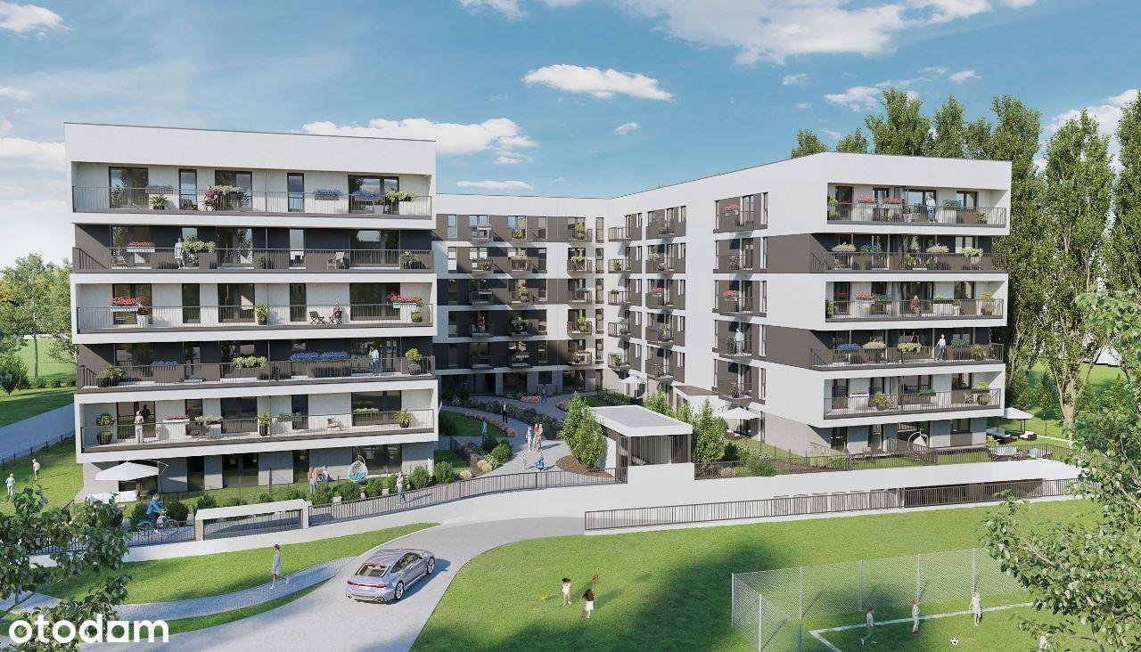 Nowe Wyżyny   ponadczasowy apartament B25