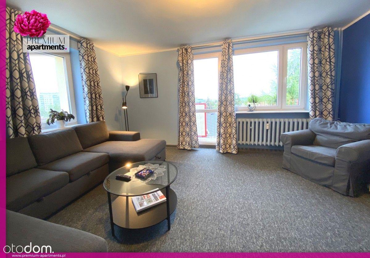 Przy AwfiS, 3-pokoje, 56 m2, balkon, piwnica