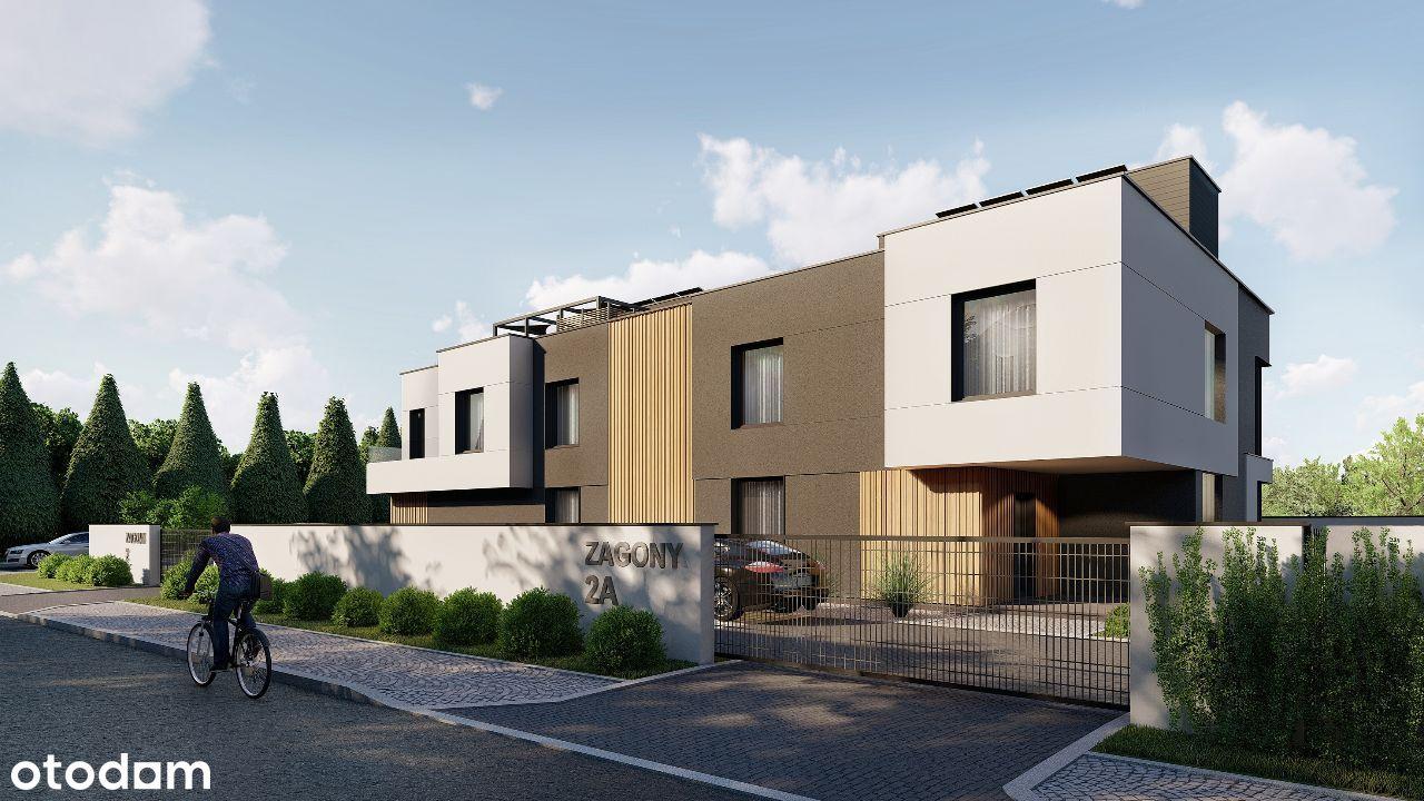 Willa Miejska - Luksusowy dom z tarasem na dachu
