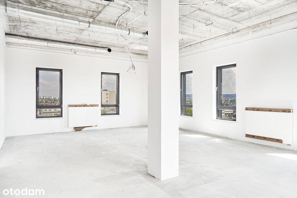 Biuro w nowoczesnym budynku