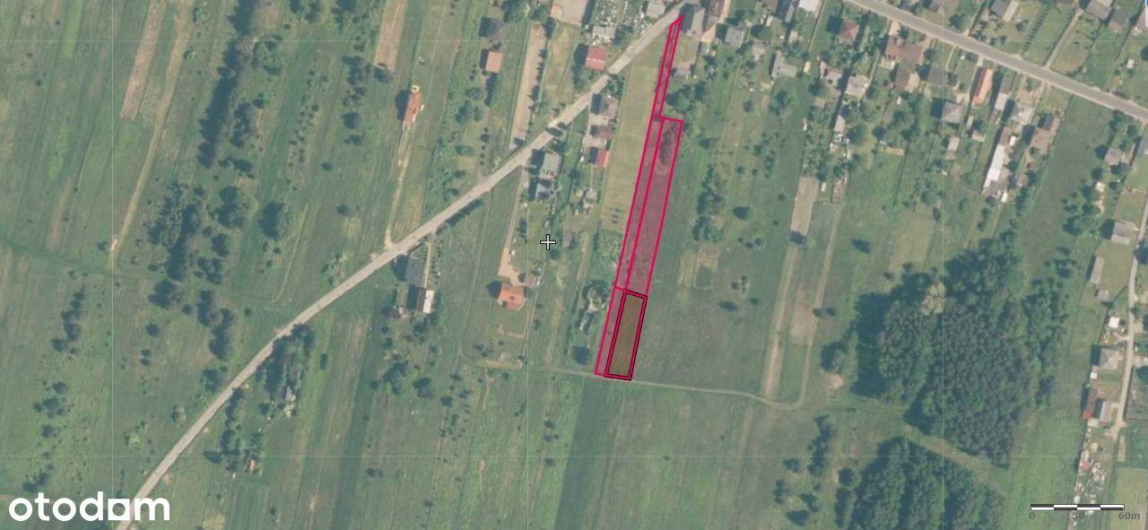 Duża działka budowlana, Jeziorki Byczyńskie