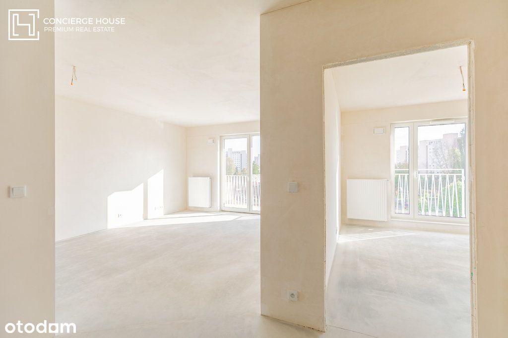 """2 pokoje w """"Białym Domu""""   52,5 m2   Tarchomin"""