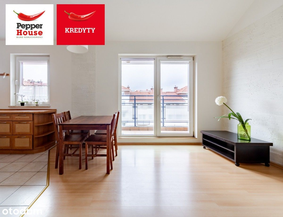 2 pokoje typu loft