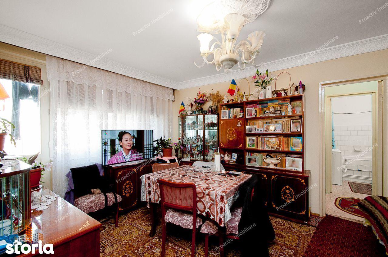 Apartament 2 camere Tiglina 2, centrala termica