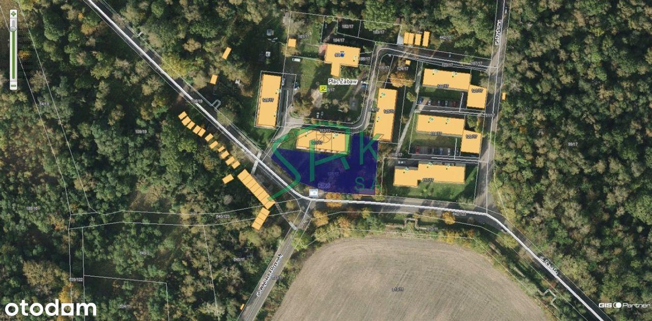 Działka, 1 617 m², Zabrze