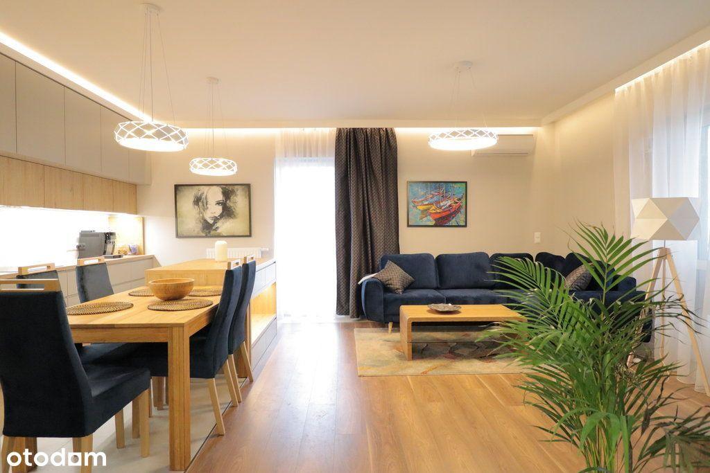 Ekskluzywny apartament z tarasem 130m2 w Ilumino