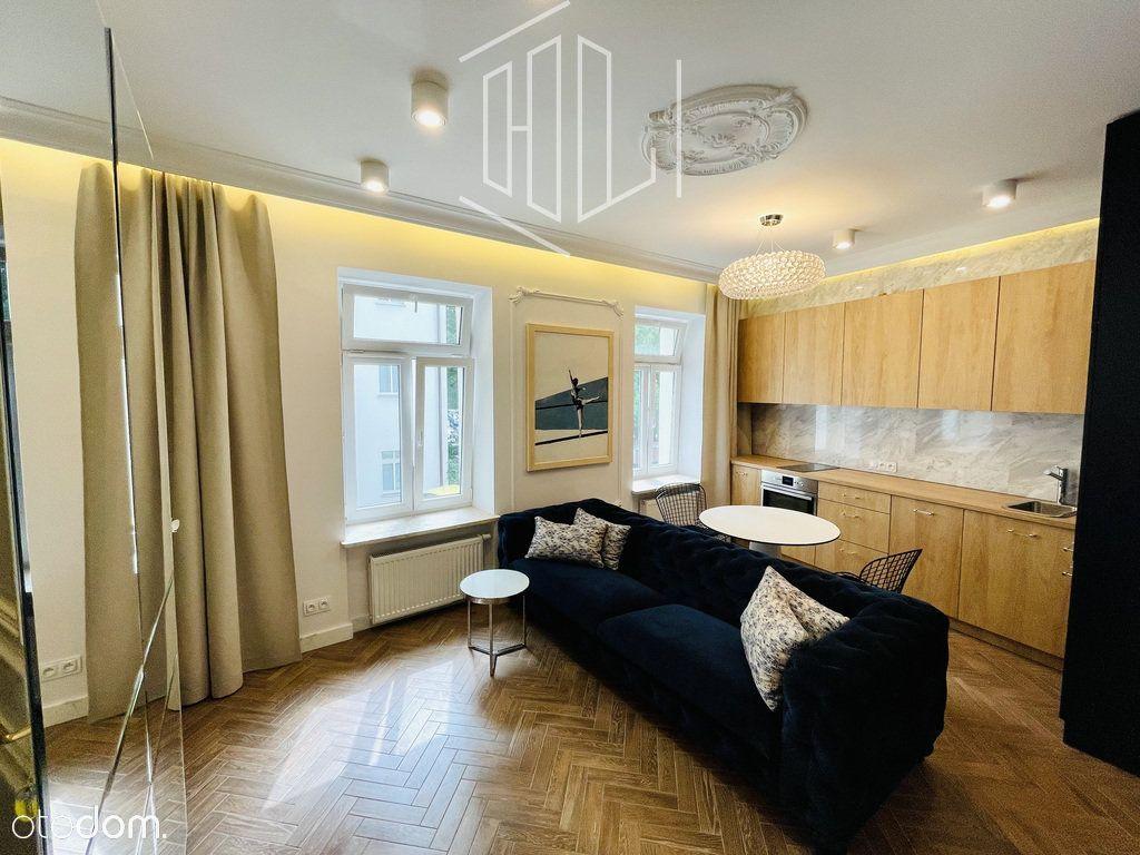 Nowoczesne Mieszkanie W Kamienicy Pod Inwestycje
