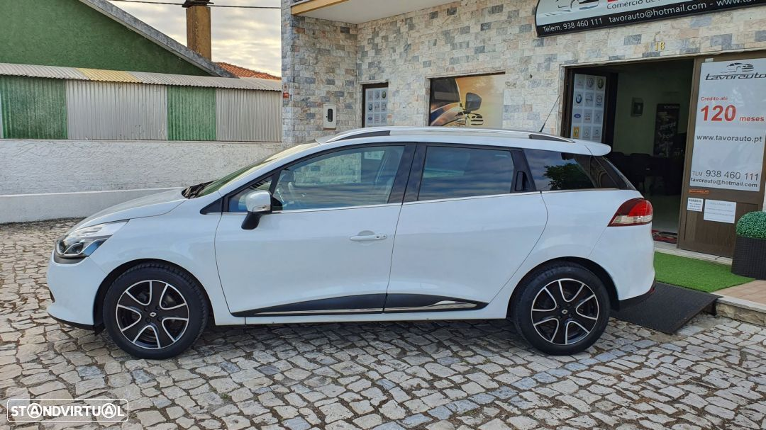 Renault Clio Sport Tourer 0.9 TCE LIMITED - 4