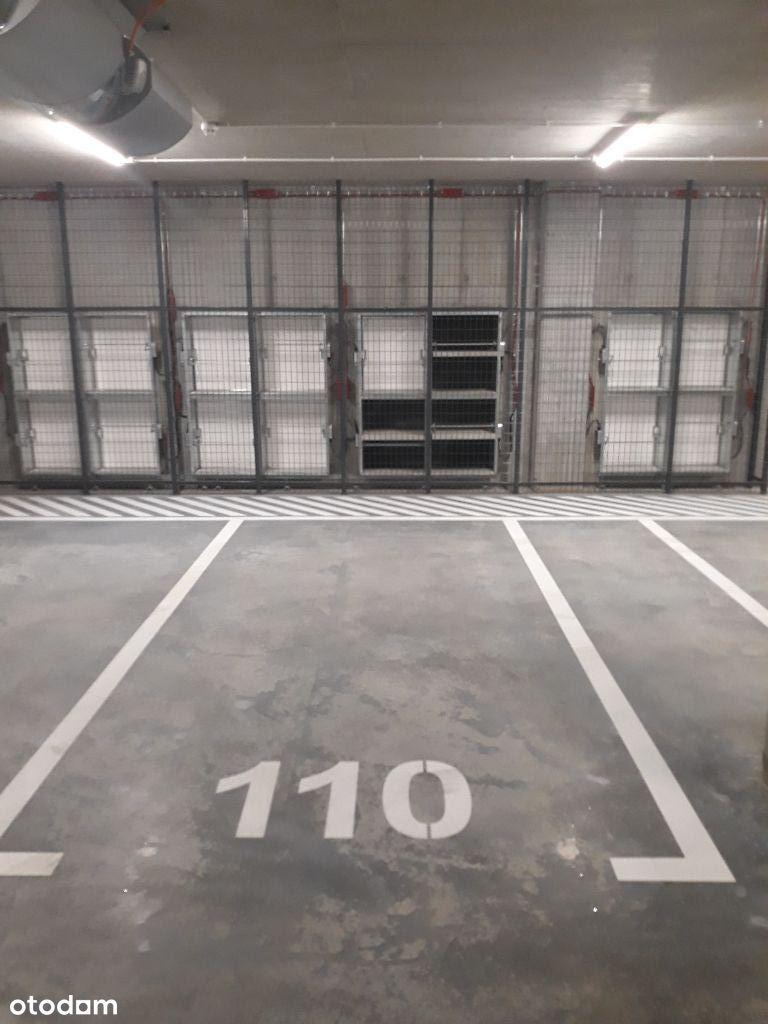Garaż, miejsce garażowe - wynajmę