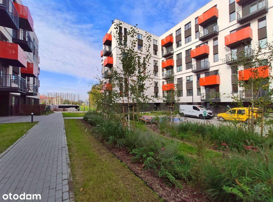 Mieszkanie 3 pokojowe z ogródkiem, ul. Wielicka