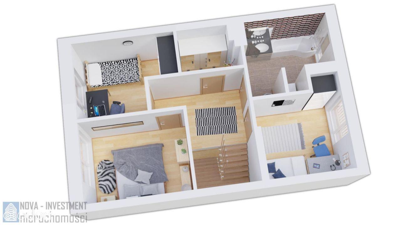 Apartament Z Ogródkiem 3 sypialnie i salon.