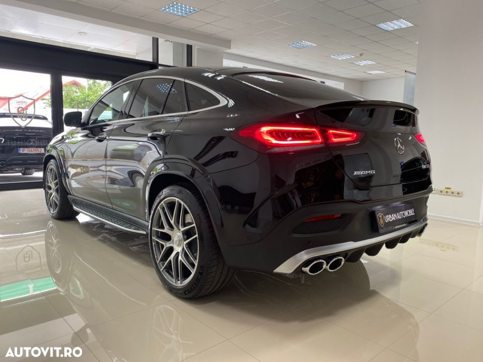 Mercedes-Benz GLE Coupe AMG - 20