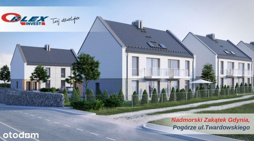 Gdynia, Pogórze 3 pokoje z ogródkiem Orlex Invest