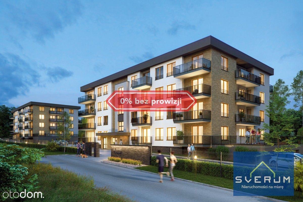 Od dewelopera/Wyczerpy/1 piętro/76 m2/balkon/winda