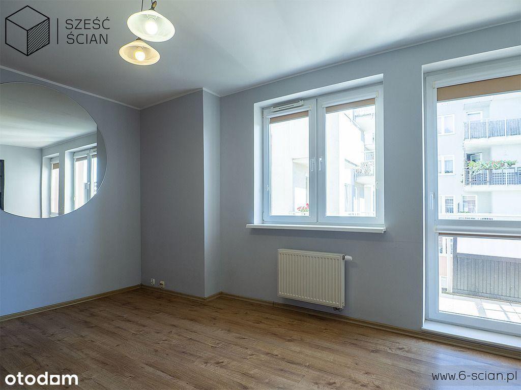 Mieszkanie 2-pok   Winda   Balkon