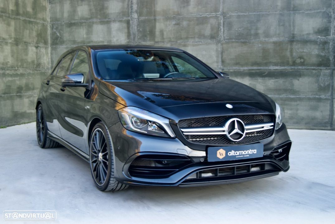 Mercedes-Benz A 45 AMG 4-Matic - 1