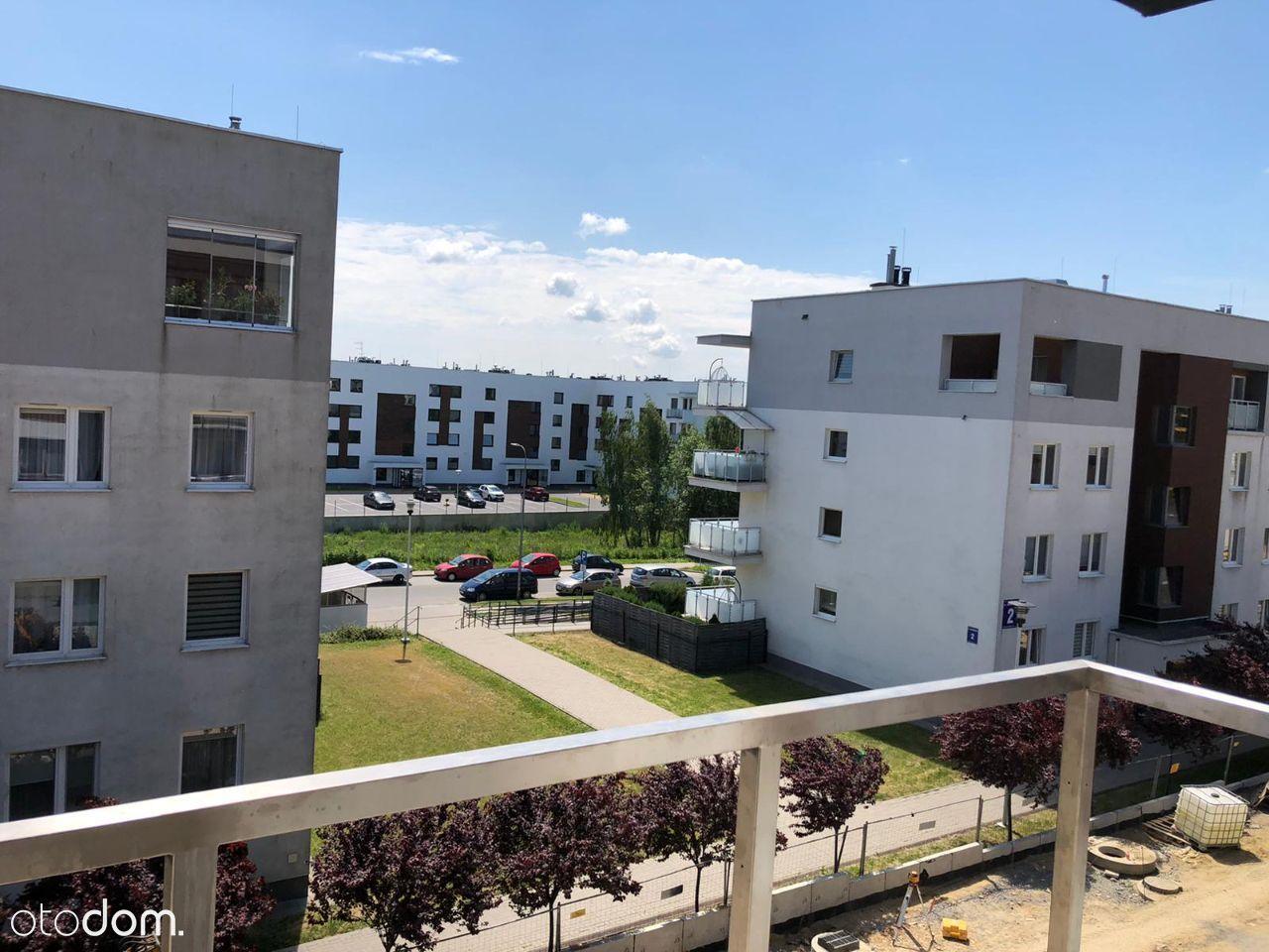 2-pokoje - Duży balkon !KLUCZE NA JUŻ! NOWY BLOK